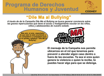 Dile Ma al Bullying